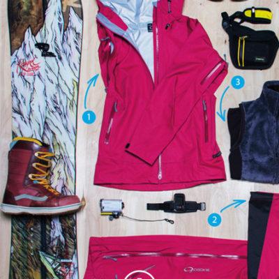 Экипировочная одежда — современная коллекция O3 Ozone