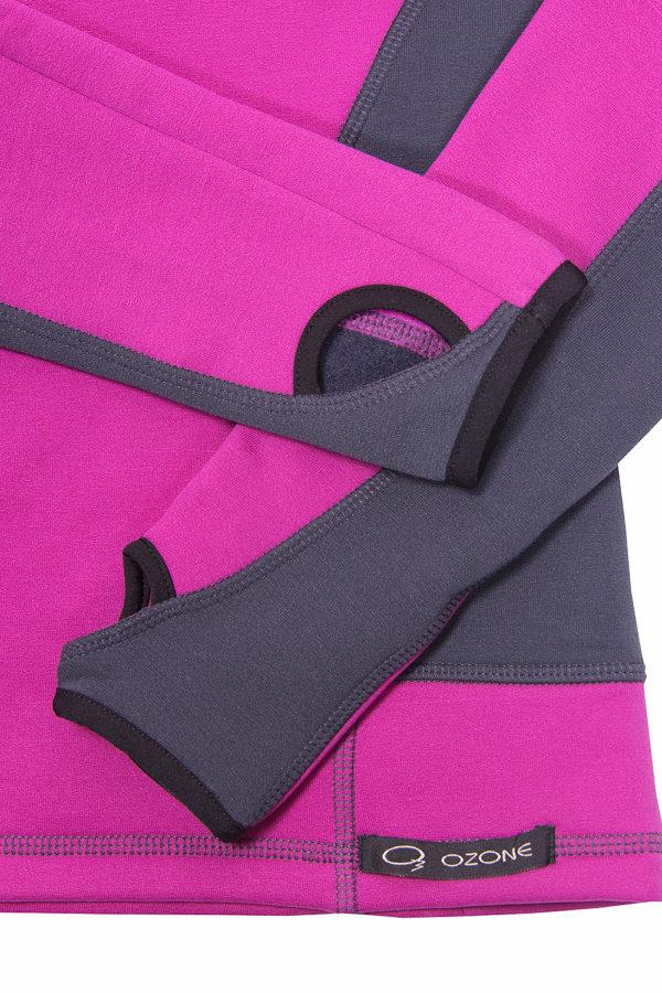 Комфортный пуловер термобелье Amber купить в O3 Ozone