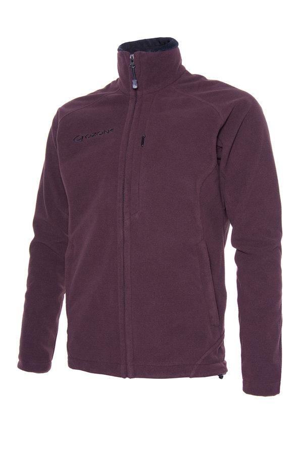 Куртка флис мужская Block с мембраной O3 Ozone