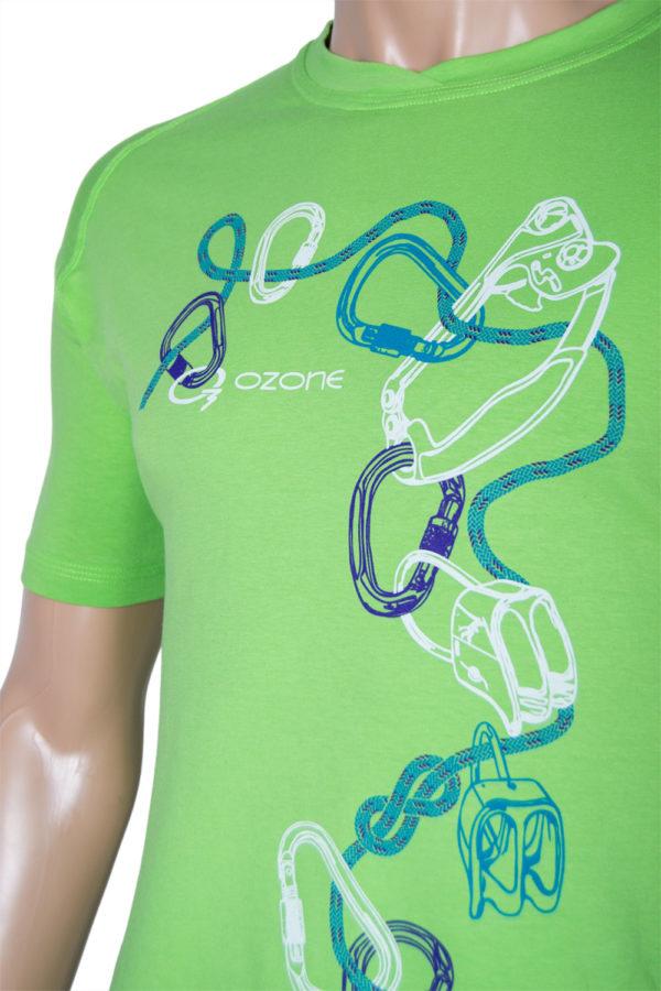 Майка трикотажная Climb O-Plex бренда спортивного термобелья O3 Ozone
