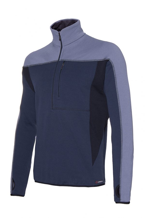 Термобелье для мужчин пуловер Eismann Pull O3 Ozone