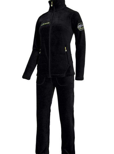 Флисовый костюм женский Inta O3 Ozone