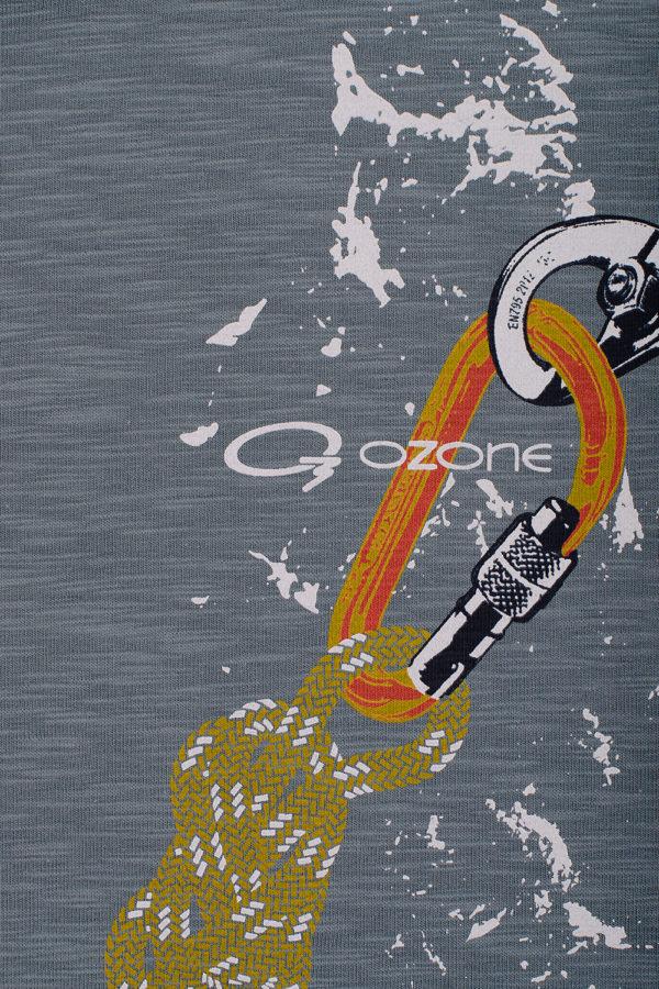 Мужская майка Kort трикотажная купить в магазине экипировочной одежды O3 Ozone