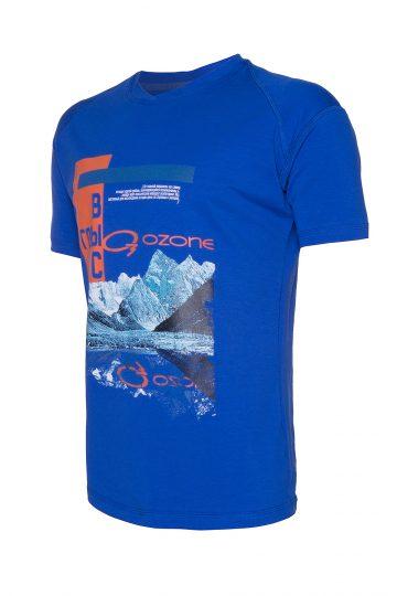 Мужская футболка Kraff бренда спортивной одежды O3 Ozone