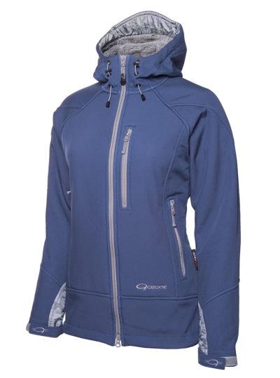 Женская куртка softshell Kristal с мембраной O3 Ozone