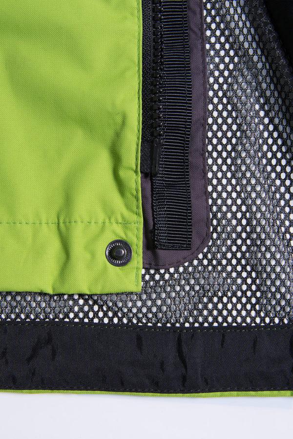 Штормовая куртка из двухслойной мембраны O3 Ozone