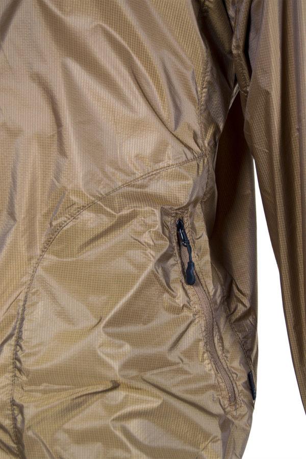 Куртка ветровка Pocket купить в интернет-магазине спорт одежды O3 Ozone