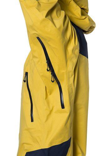 мембранная куртка Rex