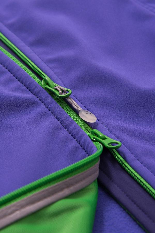 Куртка soft shell Selin от производителя outdoor одежды O3 Ozone