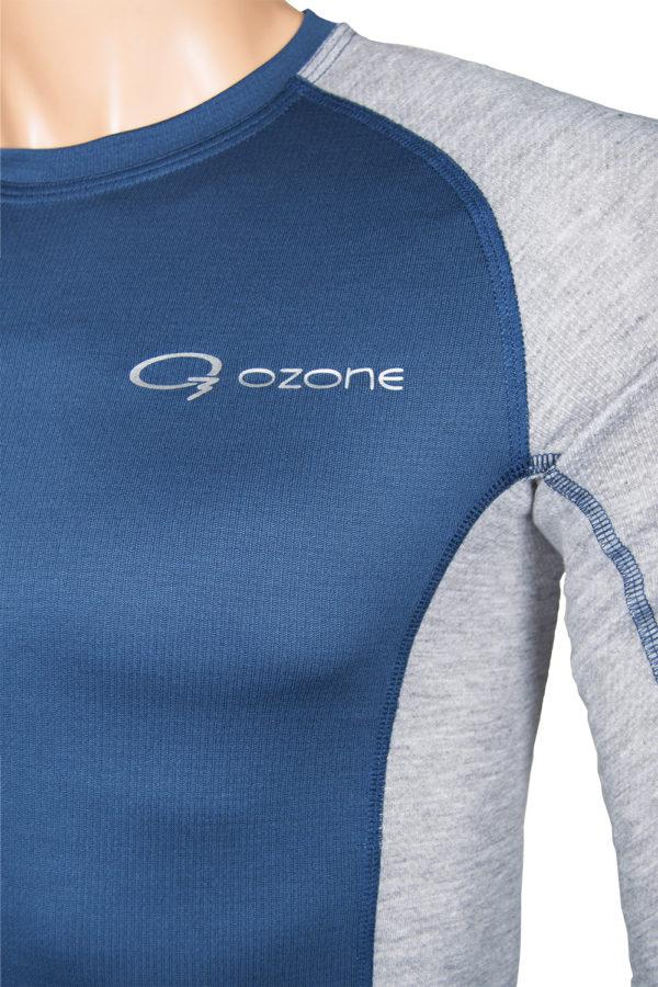Лучшее термобелье для мужчин джемпер Stiv O3 Ozone
