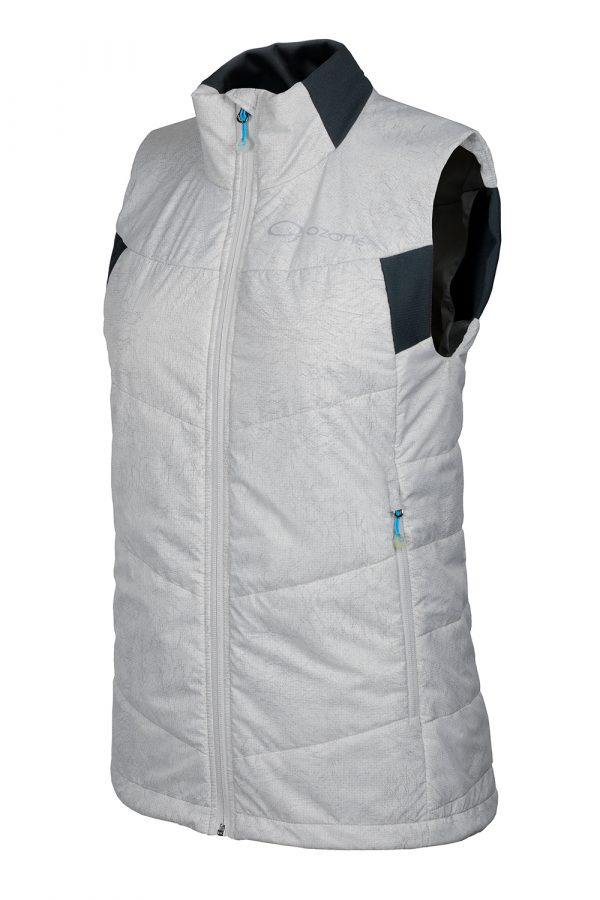 Женский утепляющий жилет Fiona купить в магазине одежды O3 Ozone