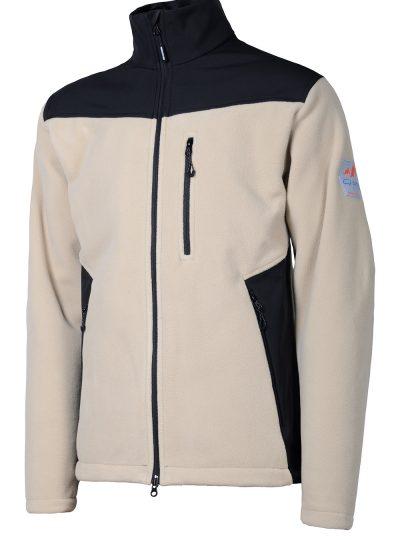 Мужская куртка Fint из толстого флиса купить в магазине экипировочной одежды O3 Ozone