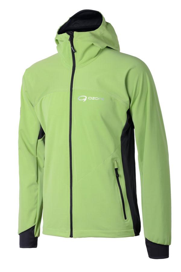 Беговая куртка Stir из софт шелл купить в магазине экипировки O3 Ozone