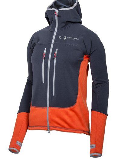 Куртка спортивная Luna женская купить в магазине термобелья и одежды для спорта O3 Ozone