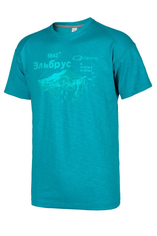 Трикотажная мужская футболка Level купить в O3 Ozone