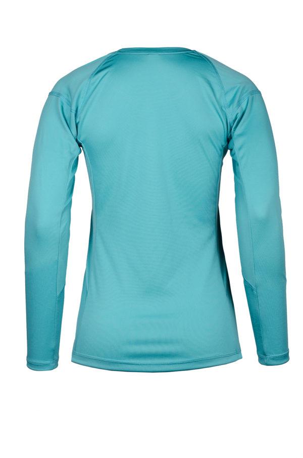 Спортивный легкий женский джемпер Natty купить в магазине спортивного термобелья O3 Ozone