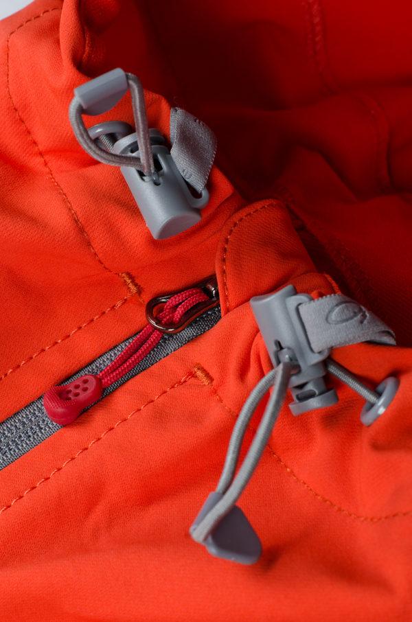 Прочная женская куртка софтшелл Sunny O3 Ozone