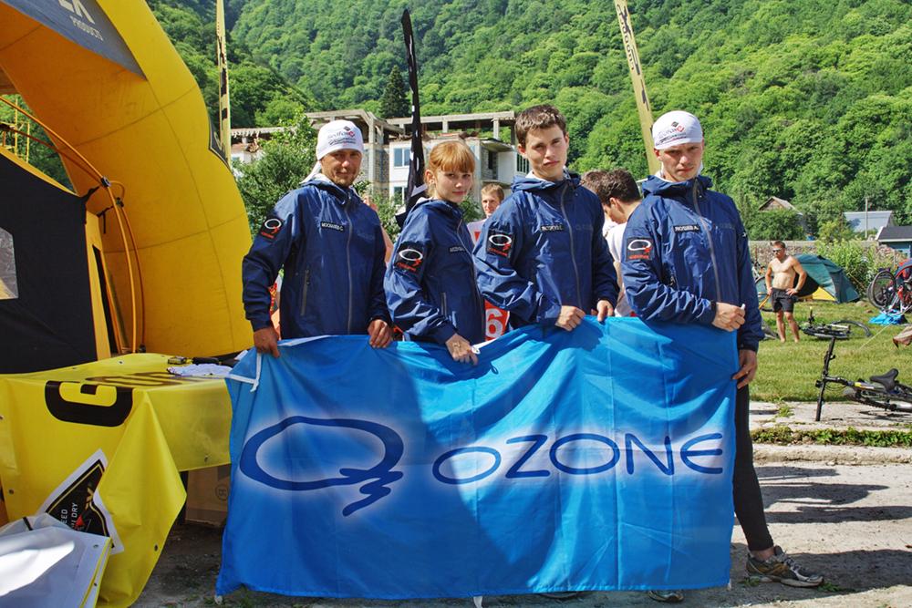 Командная форма и пошив спортивной формы O3 Ozone