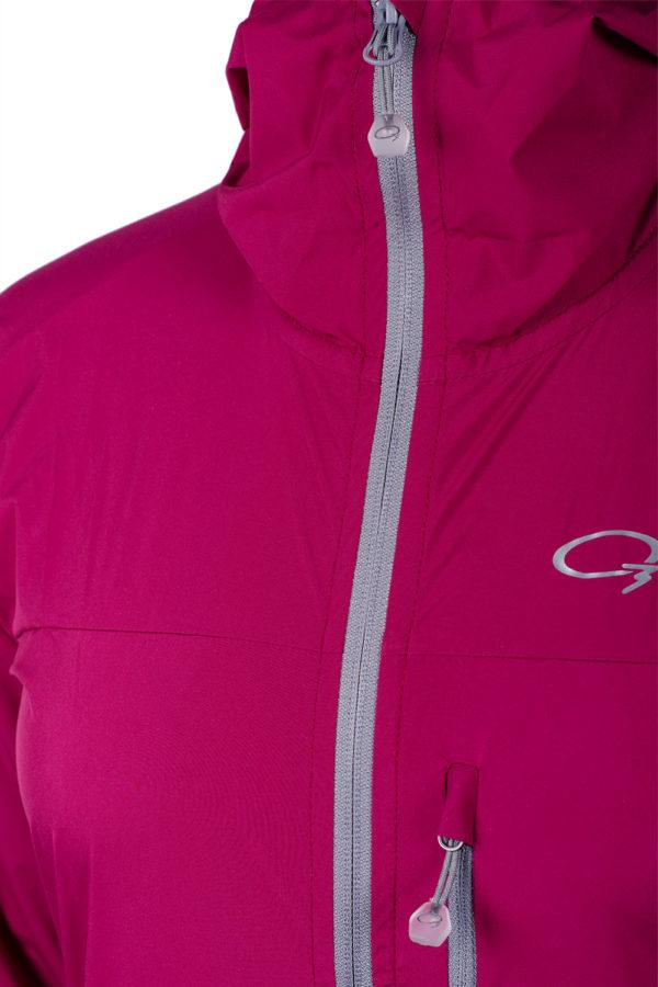 Тонкая унисекс ветрозащитная куртка Spurt купить в интернет магазине спортивной экипировки O3 Ozone