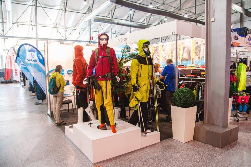 Outdoor выставка Альп-Экспо 2016