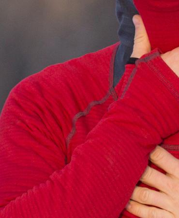 Материалы для спортивной одежды и термобелья