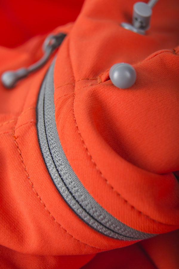 Ветрозащитная мужская куртка софтшелл Sten O3 Ozone