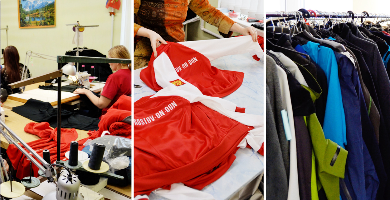 Из чего производят спортивную одежду