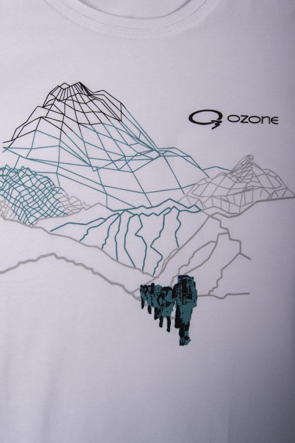 Футболка женская летняя Gait купить в O3 Ozone