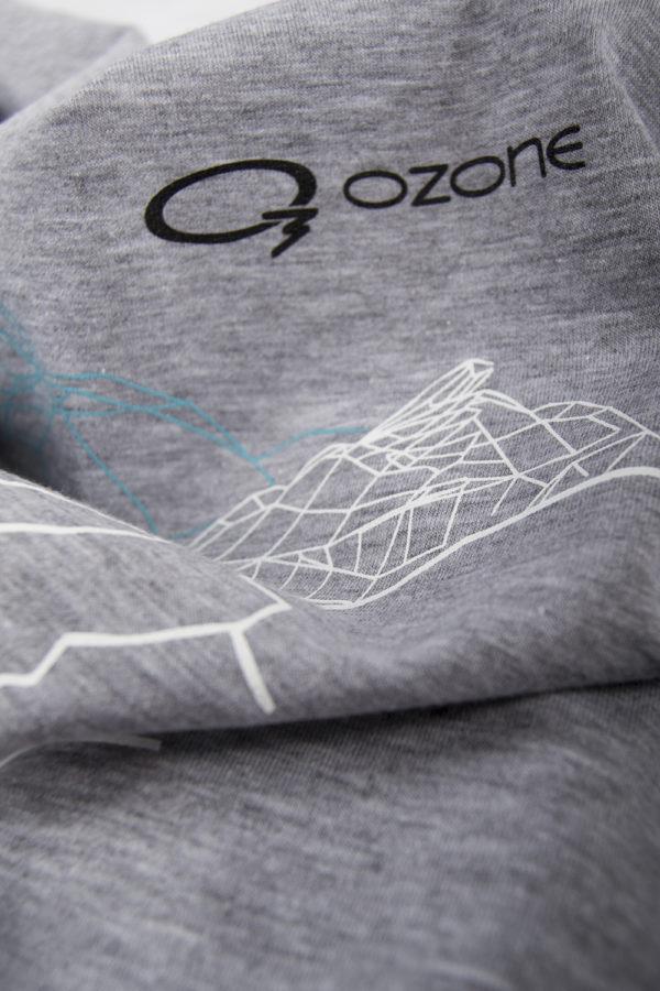 Футболка мужская для туризма Rise купить в магазине O3 Ozone