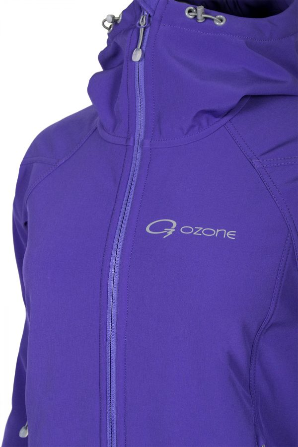 Женский плащ Force ветрозащитный купить в O3 Ozone