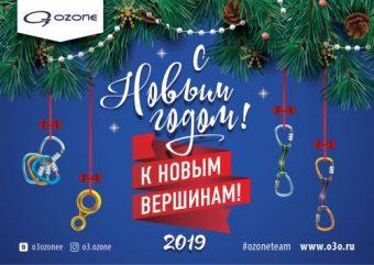 С Новым 2019 годом, друзья!