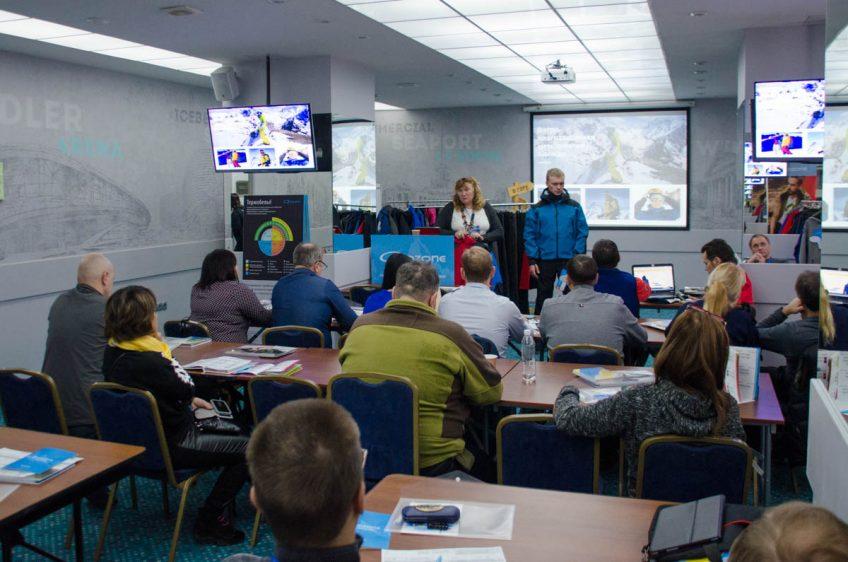 Предзаказной семинар O3 Ozone для партнёров аутдор индустрии