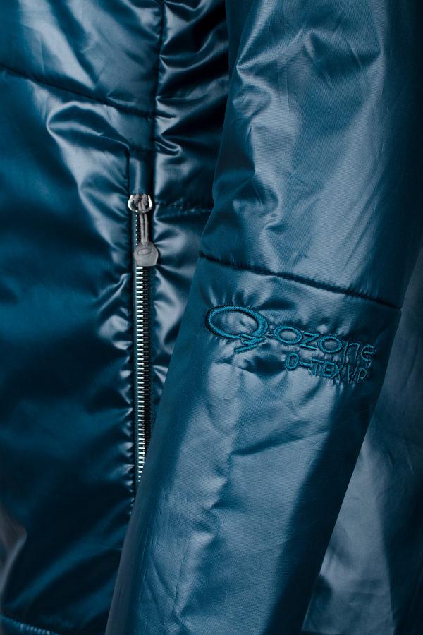 Женская ветрозащитная куртка с утеплителем Zest купить в магазине спортивных курток O3 Ozone