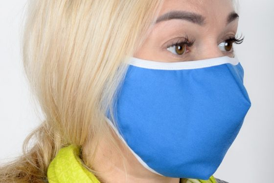 Защитные маски O<sub>3</sub> Ozone есть в наличии