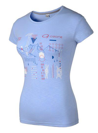 Женская майка из трикотажа Beril купить в магазине спортивной одежды O3 Ozone
