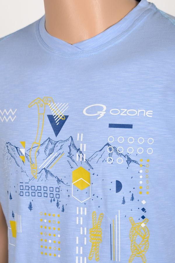 Мужская майка Terri из трикотажа купить в магазине спортивных маек O3 Ozone